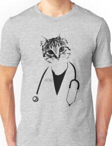 Dr. Cat Unisex T-Shirt