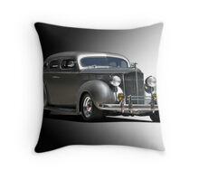 1938 Packard 'Big Al' Sedan Throw Pillow