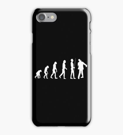 zombie evolution iPhone Case/Skin