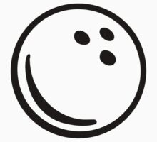 Bowling ball One Piece - Short Sleeve