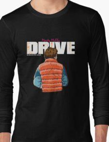 Drive 88 MPH Long Sleeve T-Shirt
