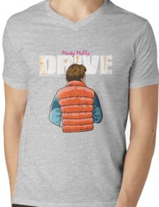 Drive 88 MPH Mens V-Neck T-Shirt