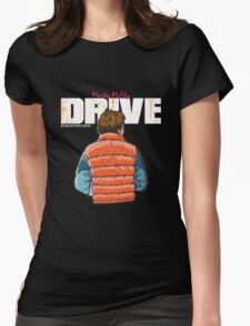 Drive 88 MPH Womens Fitted T-Shirt