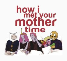 How I Met Your Mother Time by Zack Cogburn