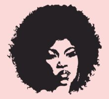 Afro Woman by mamisarah