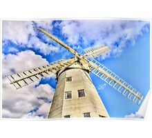 Upminster Windmill Essex England Poster