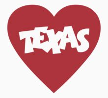 Heart of Texas Kids Tee