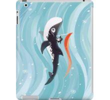 Grandpa Orca iPad Case/Skin