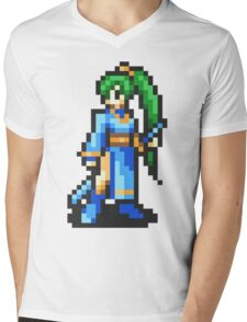 Fire Emblem - Lyndis Sprite Mens V-Neck T-Shirt