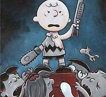 Its the Zombie Apocalypse, Charlie Brown! by EasilyConfused1