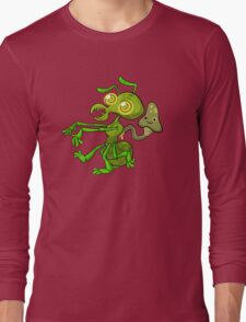 Zombie Ant (Cordyceps) Long Sleeve T-Shirt