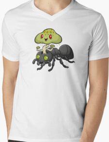 Cordyceps Ant Mens V-Neck T-Shirt