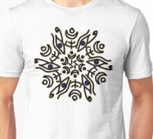 Eye of Horus symmetry Unisex T-Shirt