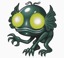 Hopkinsville Goblin by bogleech