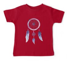 Dreamcatcher Watercolor Illustration Baby Tee