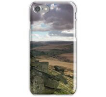 Buckstone edge iPhone Case/Skin