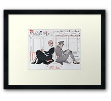 To You Framed Print