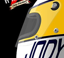 JODY SCHECKTER by Cirebox