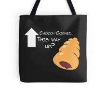 Miscellaneous - choco-cornet - dark Tote Bag