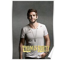 Thomas Rhett Tour 2016 mic03 Poster