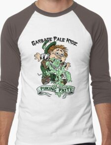 "Garbage Pale Kidz ""Puking Patty"" Men's Baseball ¾ T-Shirt"