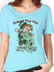 "Garbage Pale Kidz ""Puking Patty"" Women's Relaxed Fit T-Shirt"