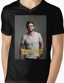 Thomas Rhett Tour 2016 mic03 Mens V-Neck T-Shirt