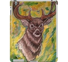 Watercolor Deer iPad Case/Skin