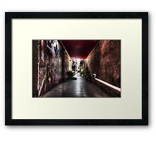 Chancery Lane Framed Print