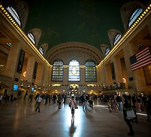 Grand Central Station  by Roberto Pellegrini