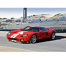 Ford GT at Monterey Photographic Print