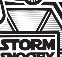 Stormsnoopy Sticker