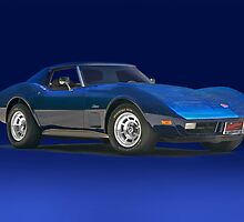 1978 Corvette C3 Stingray by DaveKoontz