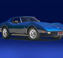 1978 Corvette C3 Stingray by DaveKoontz