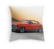 1967 Chevelle Malibu Throw Pillow