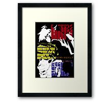 Bebop Blues Framed Print