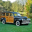1947 Ford 'Woody' Estate Wagon by DaveKoontz