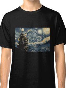 Howl's Stary Night Classic T-Shirt