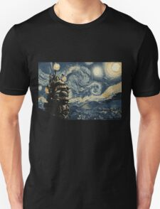 Howl's Stary Night Unisex T-Shirt
