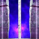 Cornish Tarot - Ace of Wands by Peller