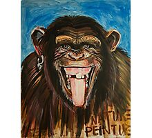 Monkey by Ernesto Photographic Print