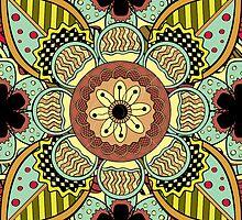 Lace Pattern by Kireeva