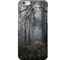 Clutching by Lorraine McCarthy iPhone Case/Skin