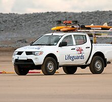 RNLI Lifeguards  by Martyn Franklin