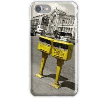 Parisian Aliens iPhone Case/Skin