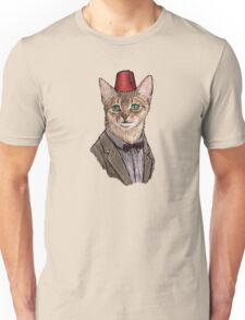 11th Doctor Mew Unisex T-Shirt