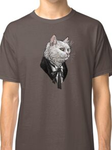 1st Doctor Mew Classic T-Shirt
