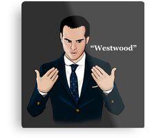 """""""Westwood"""" - Moriarty Metal Print"""