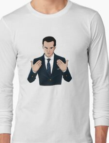 """""""Westwood"""" - Moriarty Long Sleeve T-Shirt"""