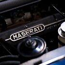 Old Maserati by Jeremy  Barré